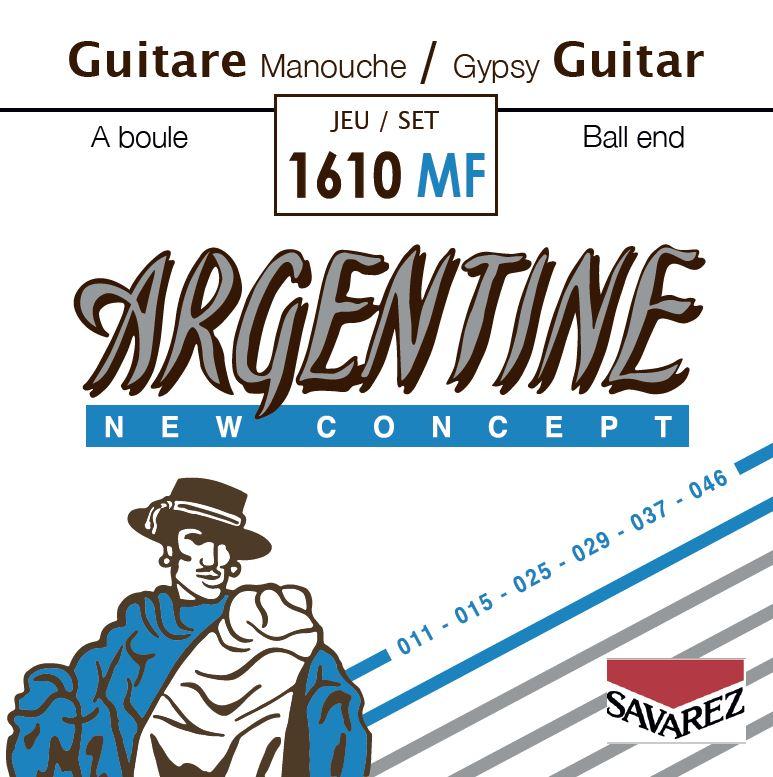 ARGENTINE A BOULE 1610MF