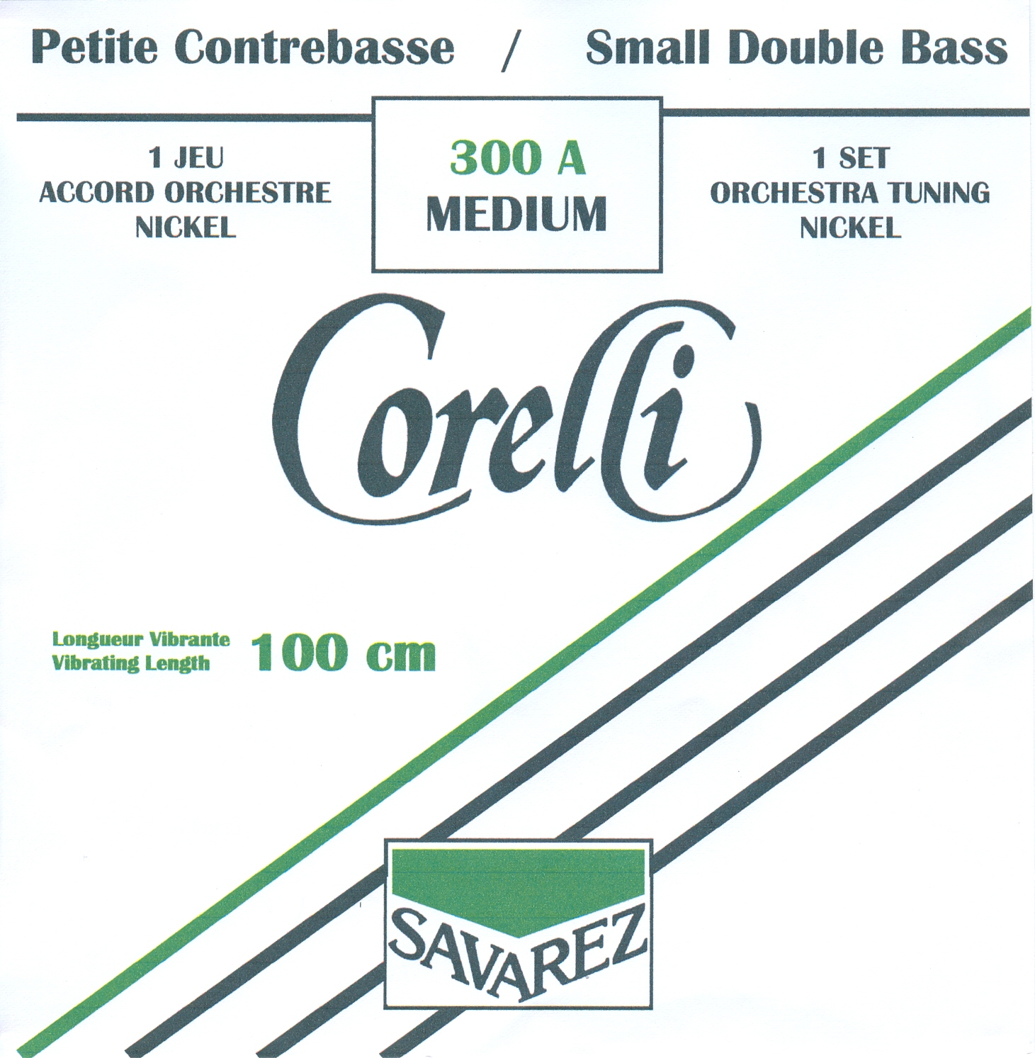 CORELLI TENSION MEDIUM 300A