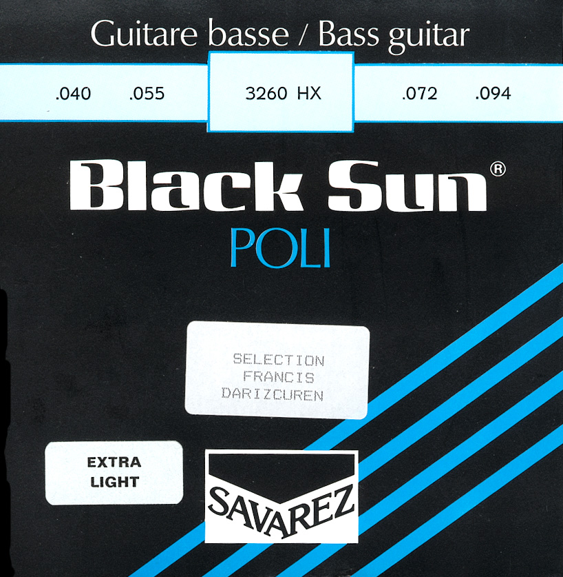 BLACK SUN ELECTRIC POLI 3260HX