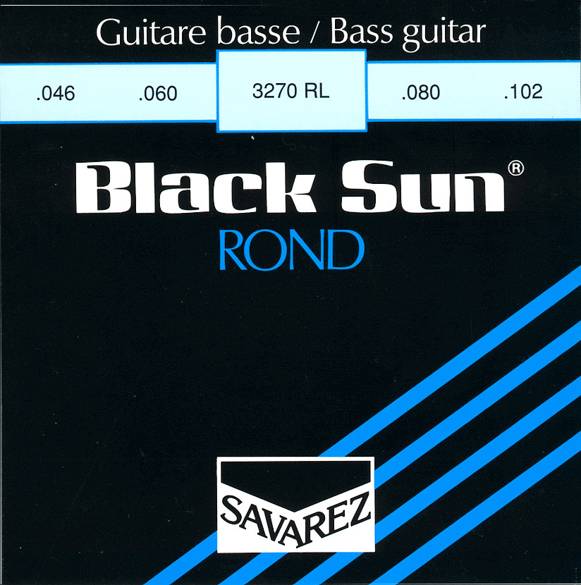 BLACK SUN ELECTRIC ROND 3270RL