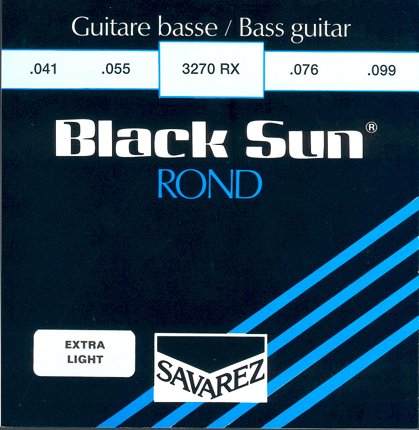 BLACK SUN ELECTRIC ROND 3270RX