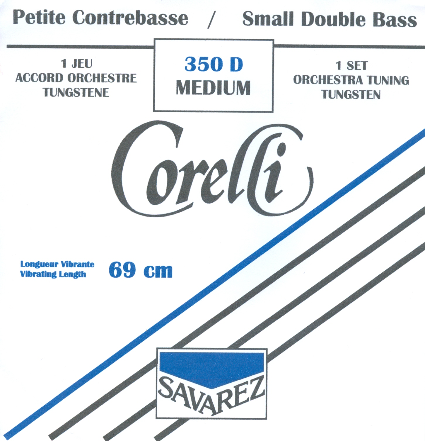 CORELLI TENSION MEDIUM 350D