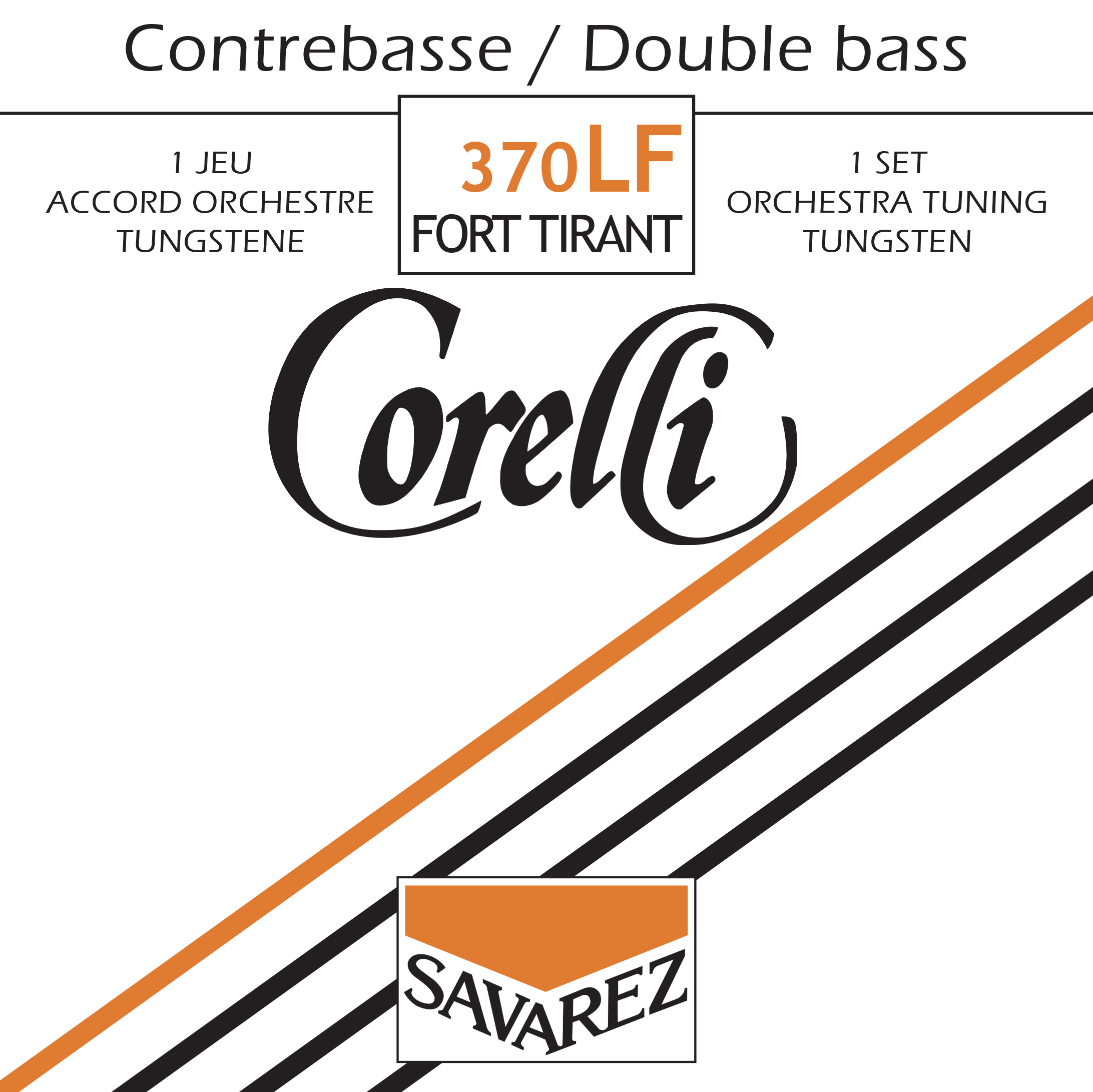 CORELLI FORT TIRANT 370LF