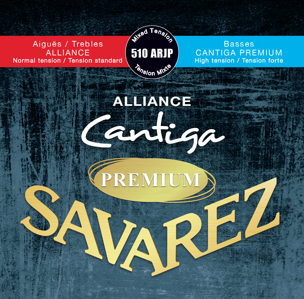 ALLIANCE CANTIGA PREMIUM TENSION MIXTE 510ARJP
