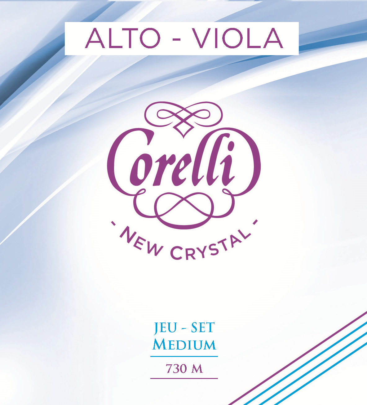 CORELLI NEW CRYSTAL MEDIUM 730M ALTO