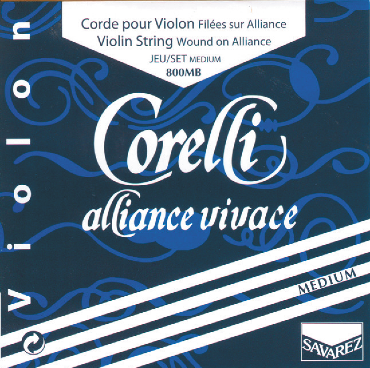 CORELLI ALLIANCE VIVACE MEDIUM 800MB VIOLON