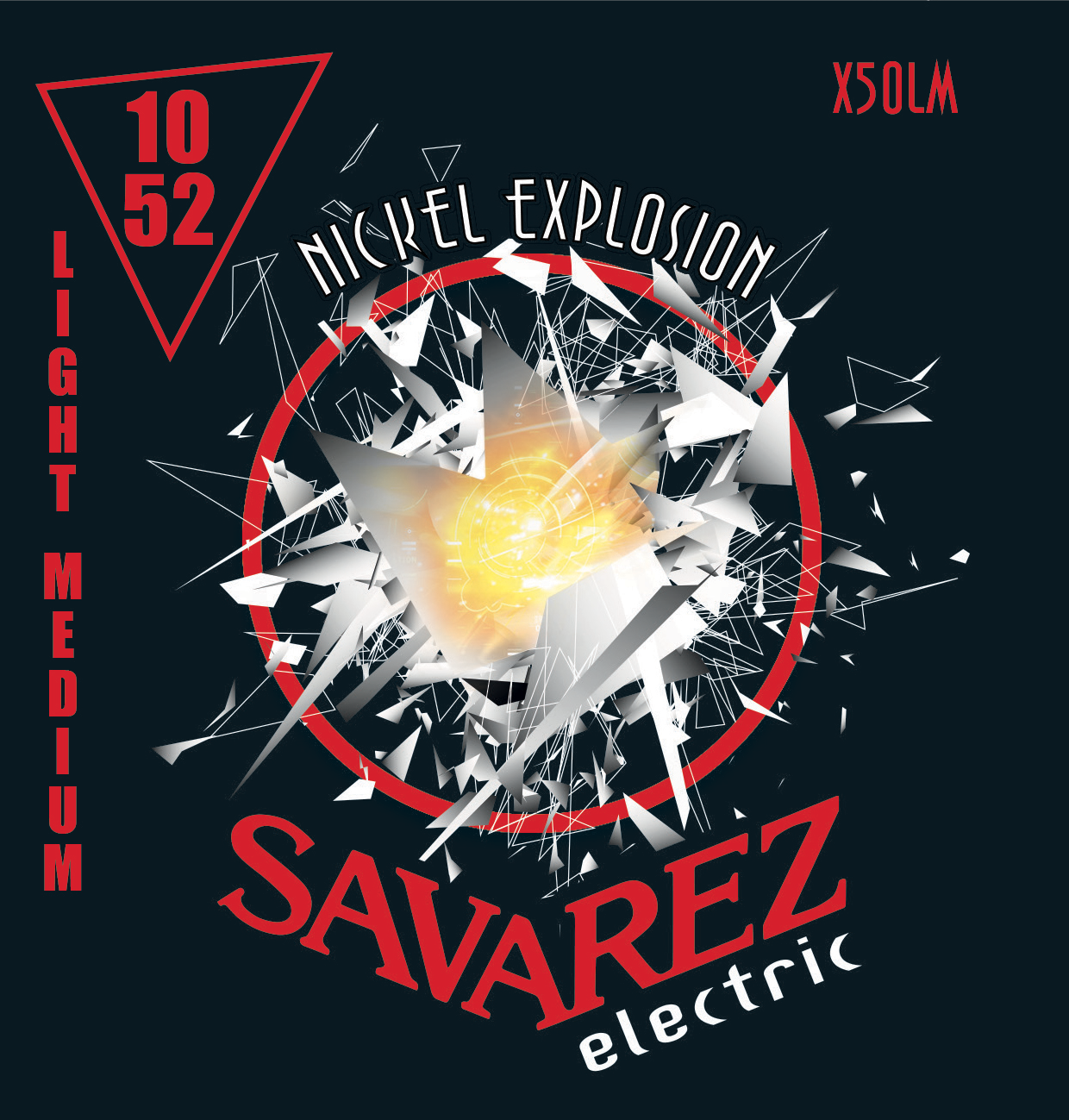 SAVAREZ ELECTRIC EXPLOSION X50LM