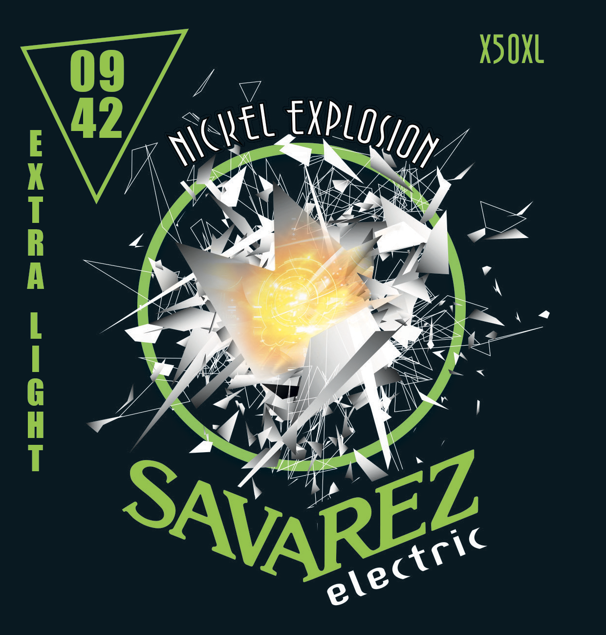 SAVAREZ ELECTRIC NICKEL EXPLOSION X50XL