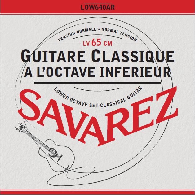 GUITARE OCTAVE INFÉRIEUR LOW640R