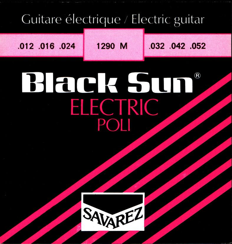 BLACK SUN ELECTRIC POLI 1290M