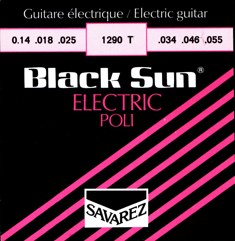 BLACK SUN ELECTRIC POLI 1290T