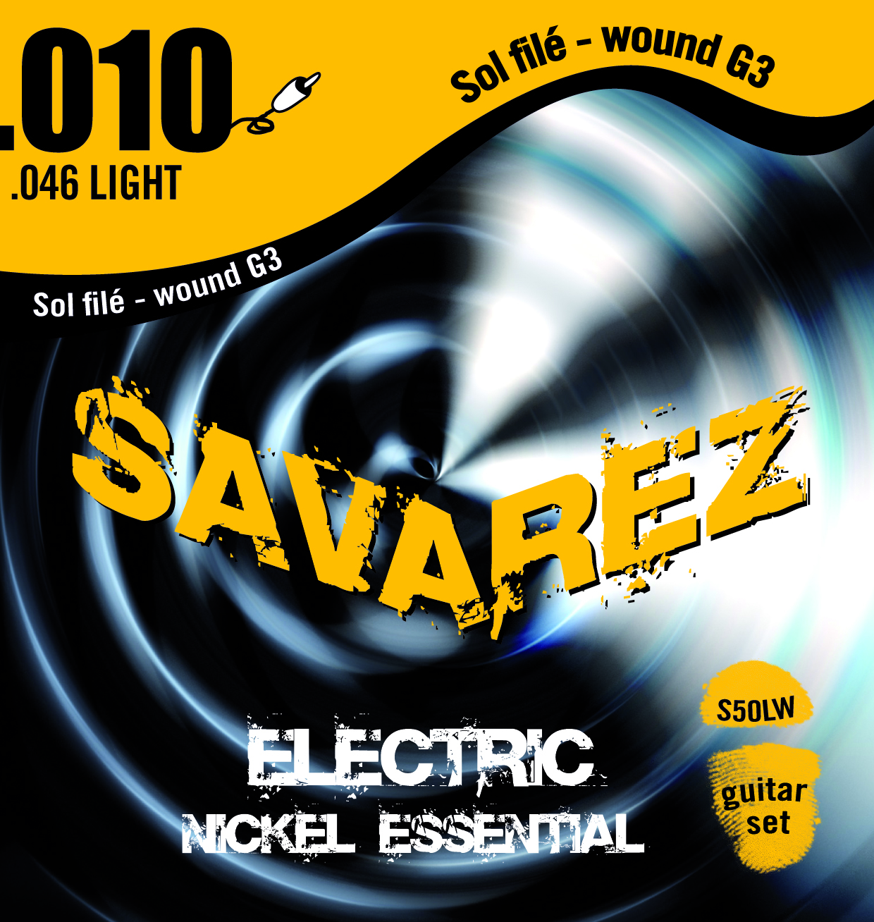 SAVAREZ ELECTRIC ESSENTIAL S50LW