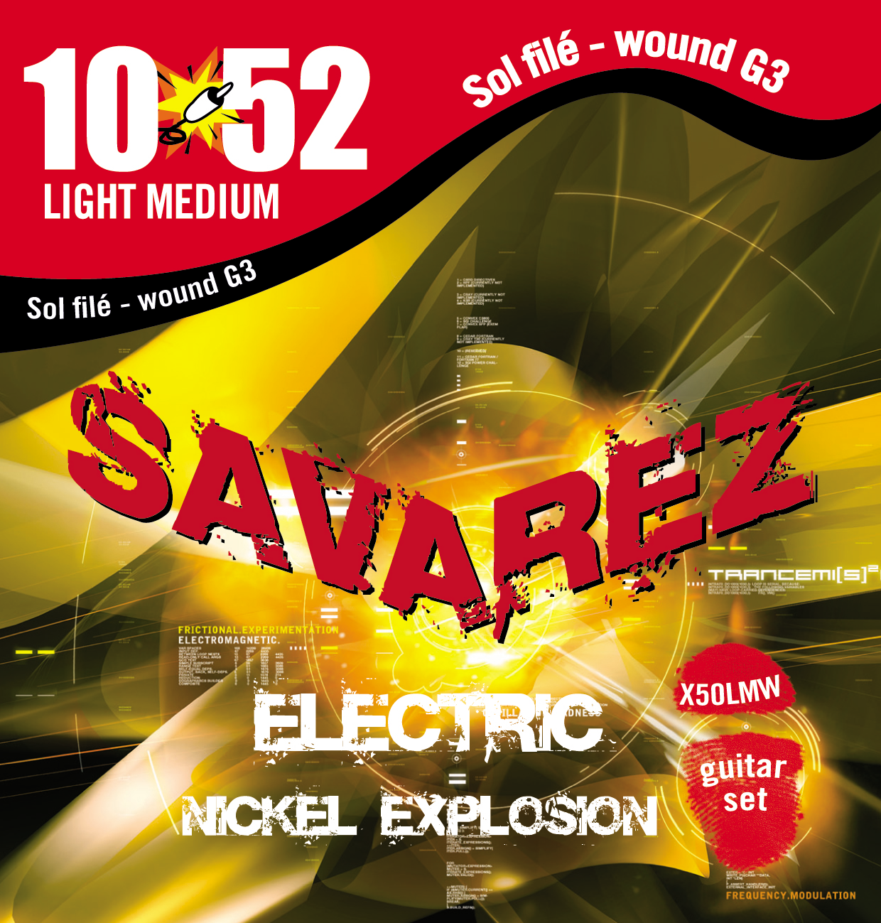 SAVAREZ ELECTRIC EXPLOSION X50LMW