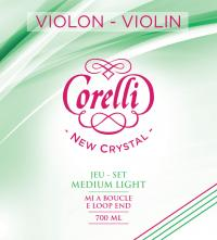 CORELLI NEW CRYSTAL MEDIUM LIGHT 700ML Violon