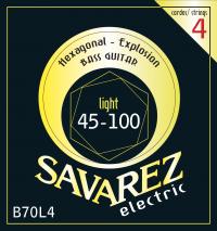 SAVAREZ ELECTRIC HEXAGONAL EXPLOSION BASSE B70L4