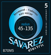 SAVAREZ ELECTRIC HEXAGONAL EXPLOSION BASSE B70M5