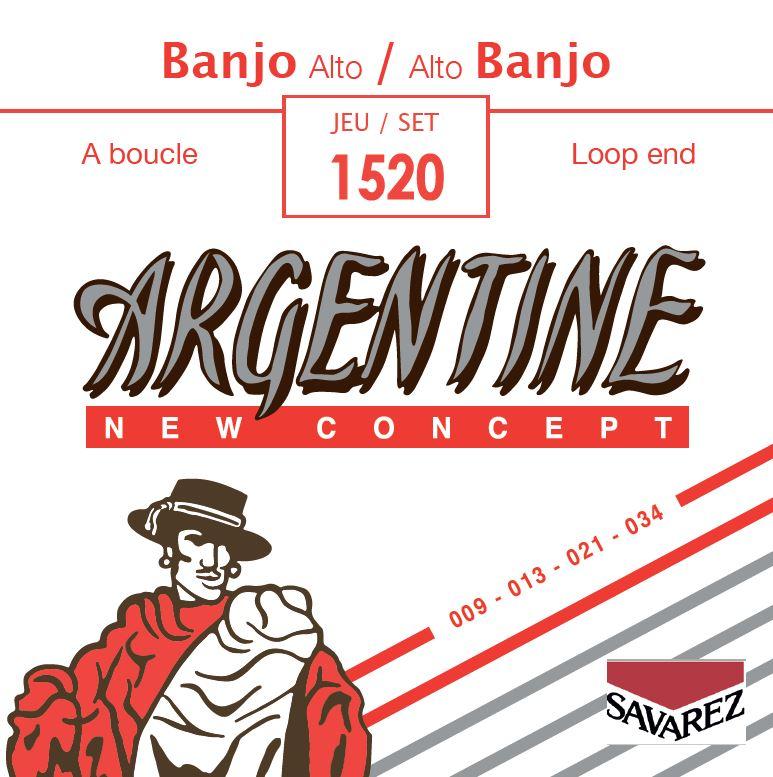 1520 ARGENTINE A BOUCLE