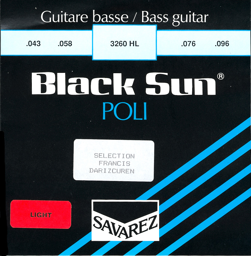 BLACK SUN ELECTRIC POLI 3260HL