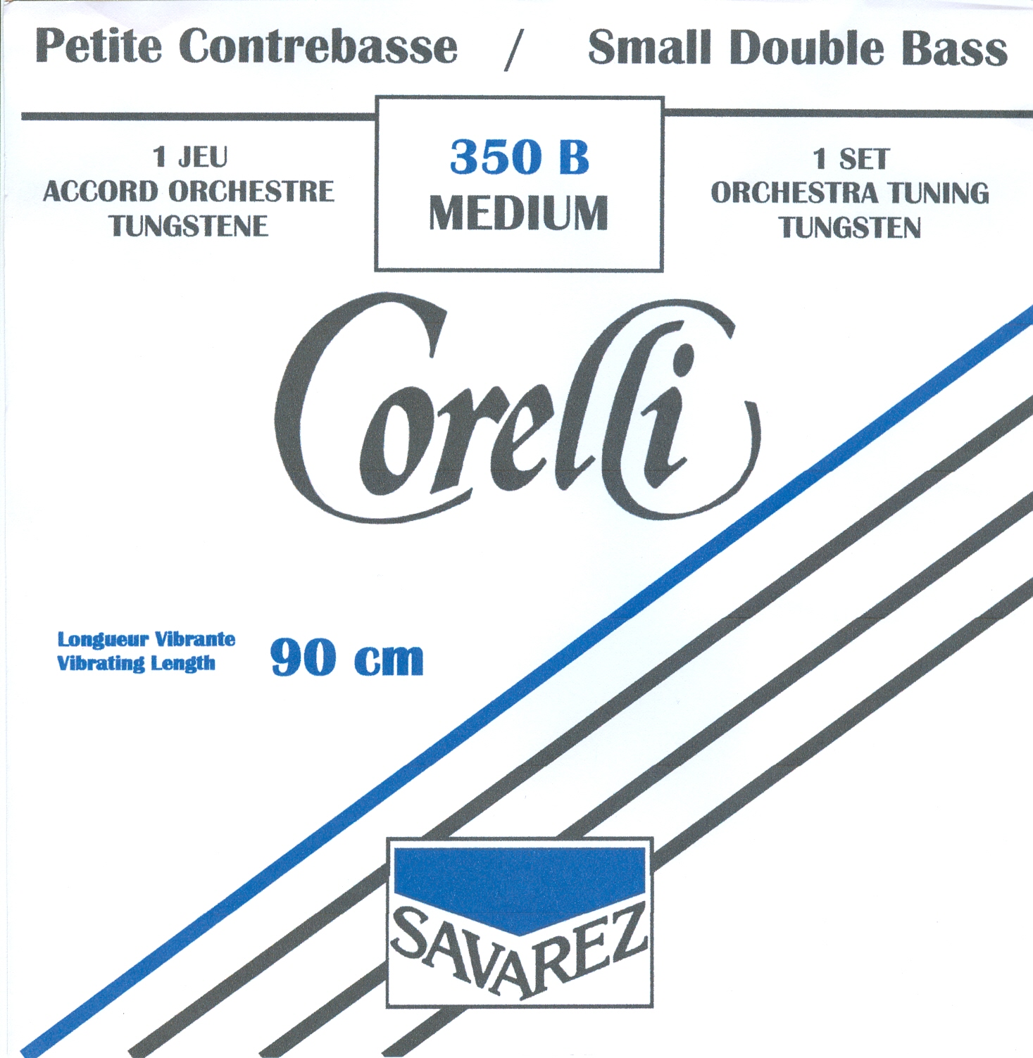 CORELLI TENSION MEDIUM 350B