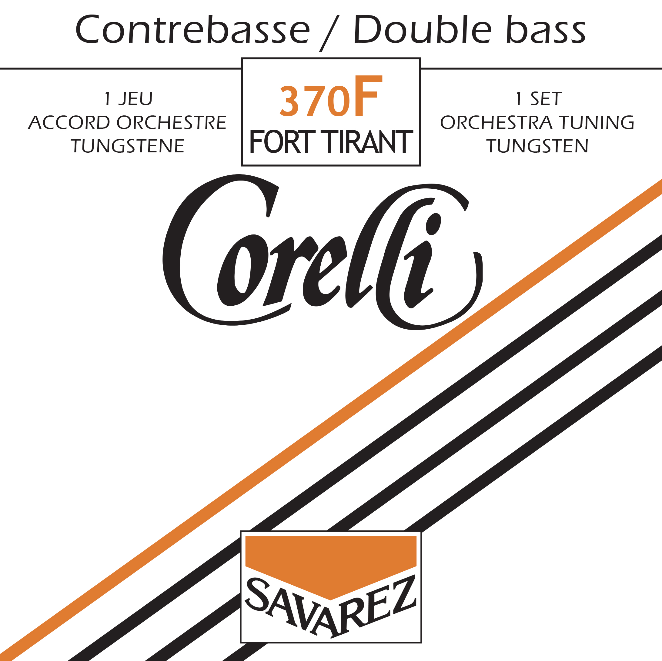 CORELLI TENSION FORTE 370F