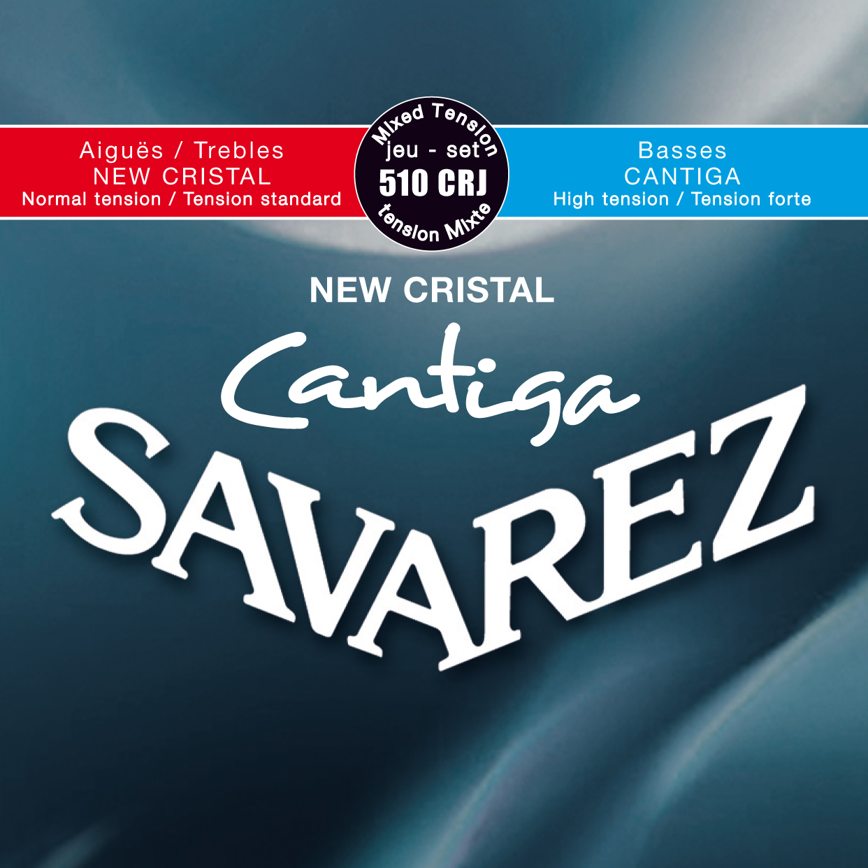 NEW CRISTAL CANTIGA TENSION MIXTE 510CRJ