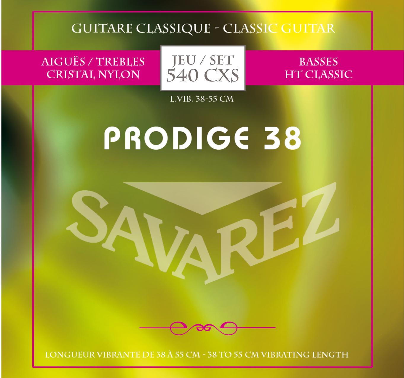 PRODIGE 540CXS