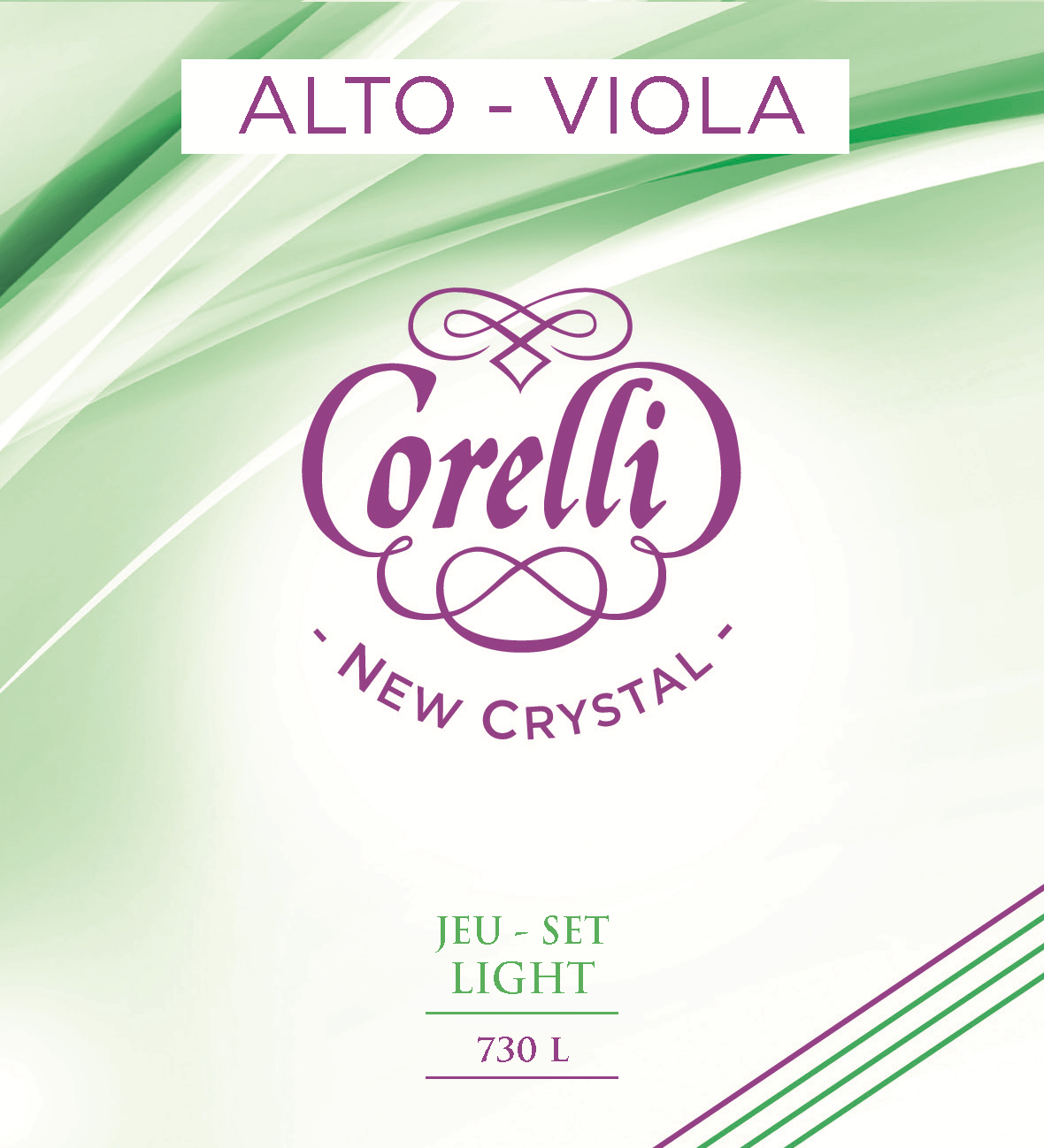CORELLI NEW CRYSTAL LIGHT 730L ALTO