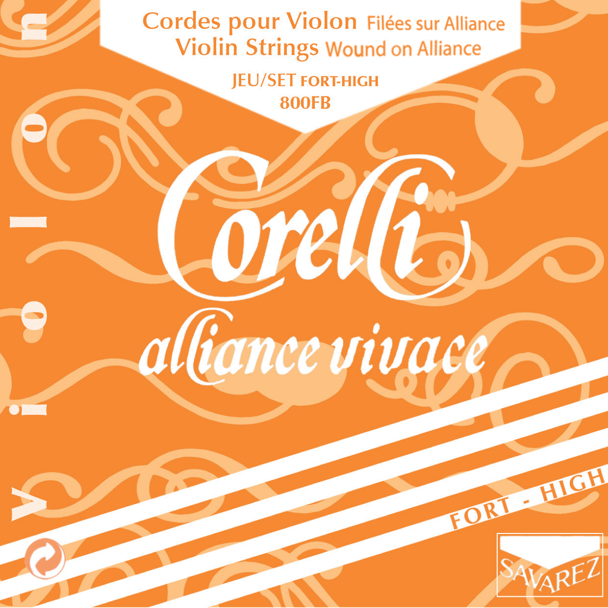 CORELLI ALLIANCE VIVACE FORTE 800FB VIOLON