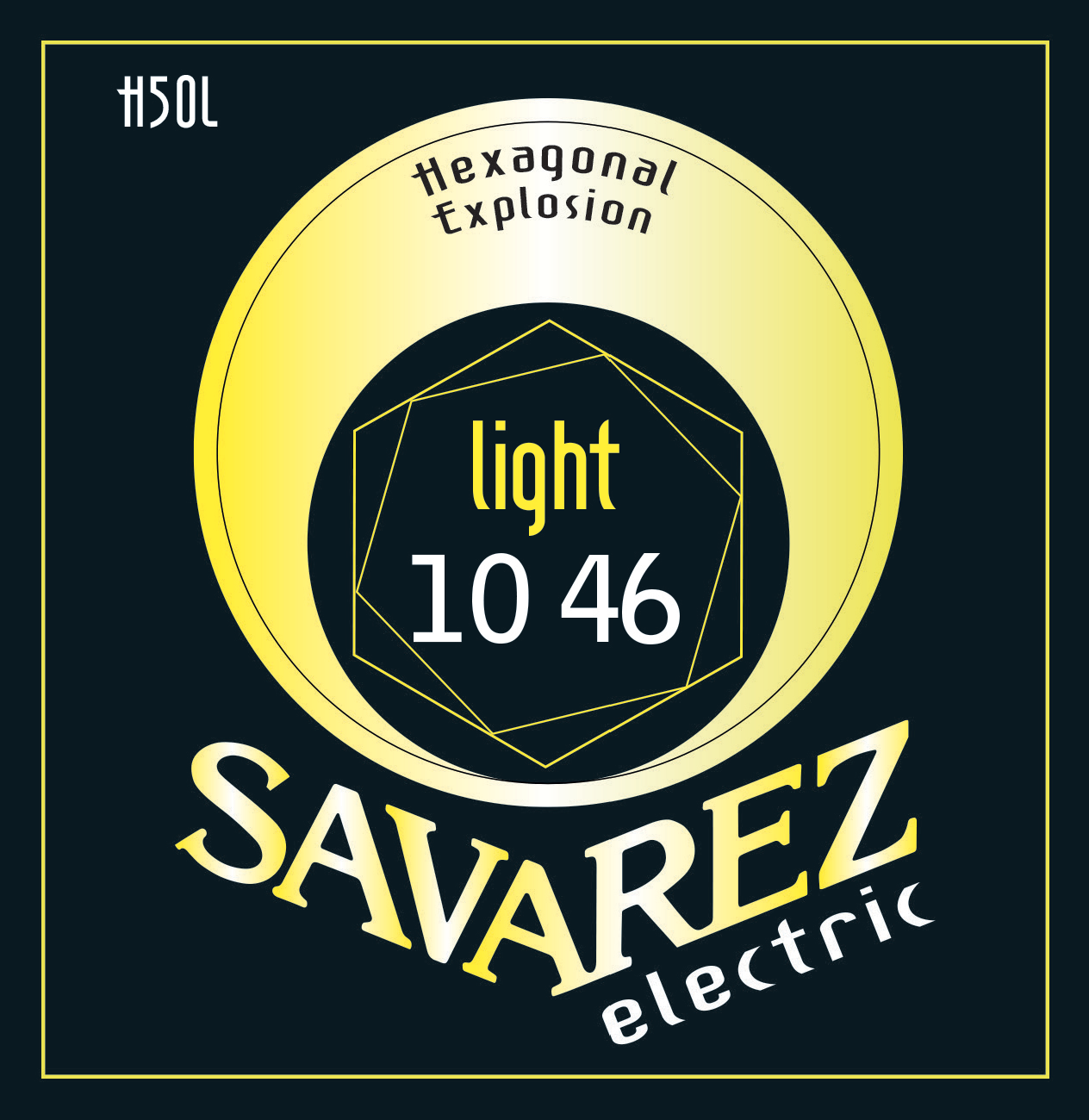 SAVAREZ ELECTRIC HEXAGONAL EXPLOSION H50L