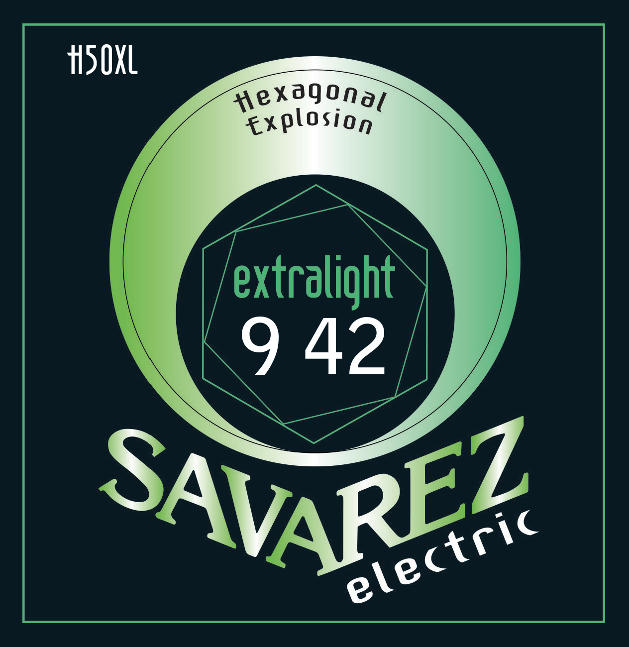 SAVAREZ ELECTRIC HEXAGONAL EXPLOSION H50XL