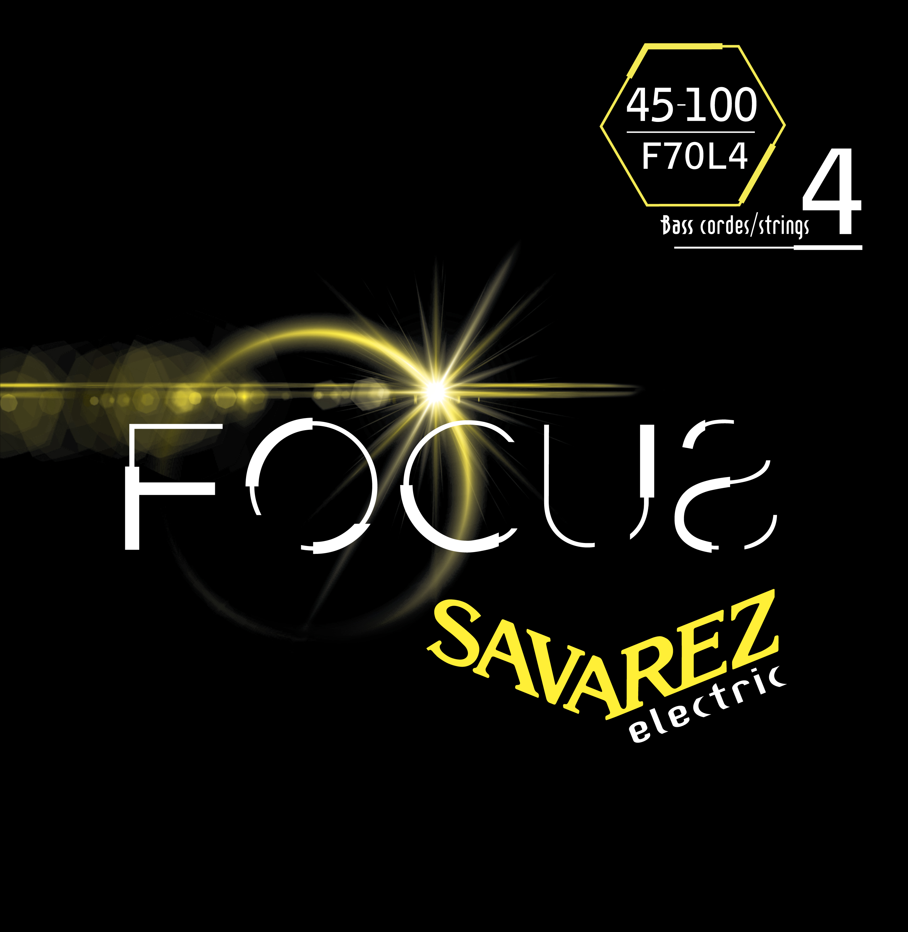 SAVAREZ ELECTRIC FOCUS F70L4