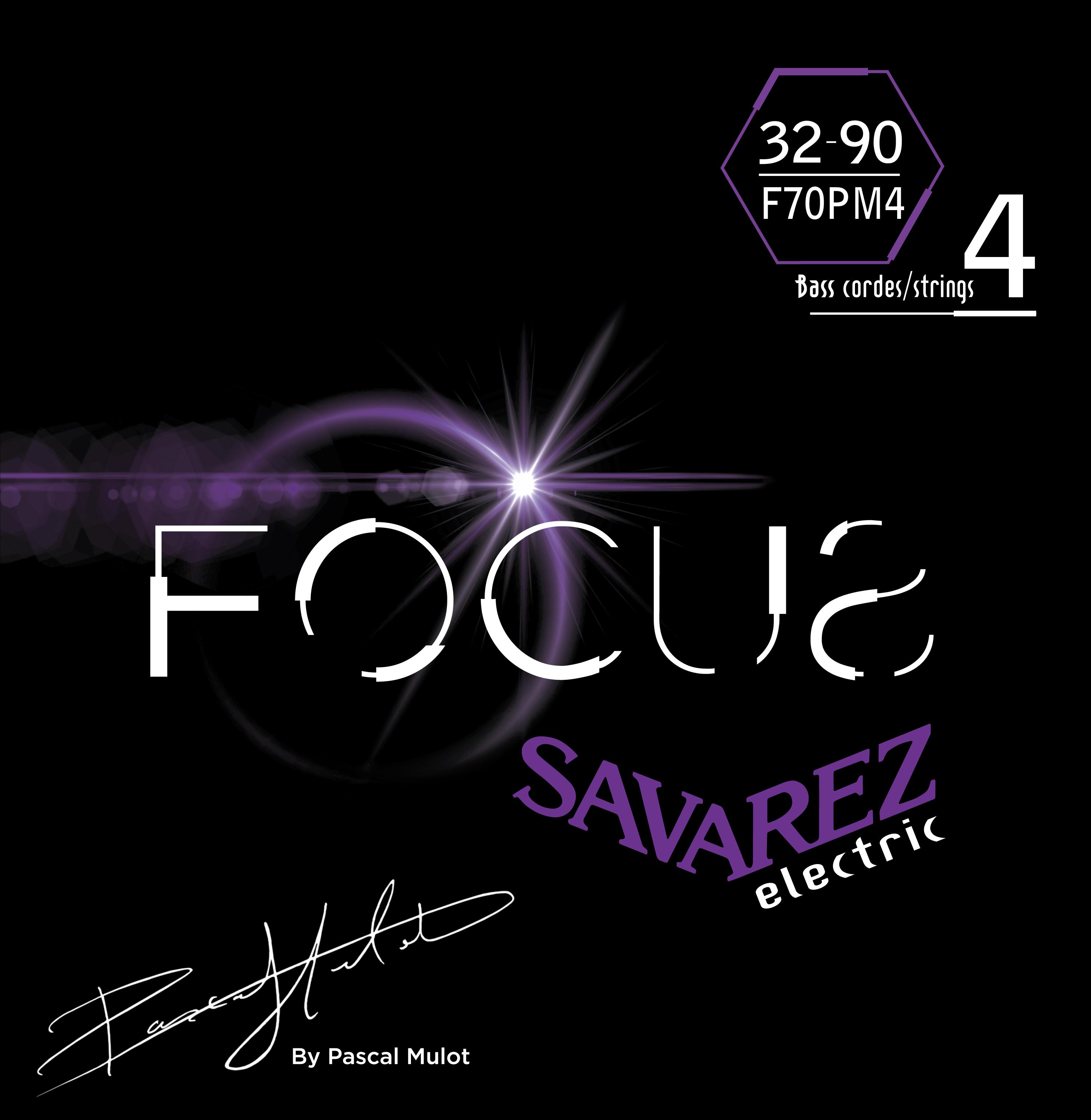 SAVAREZ ELECTRIC FOCUS F70PM4