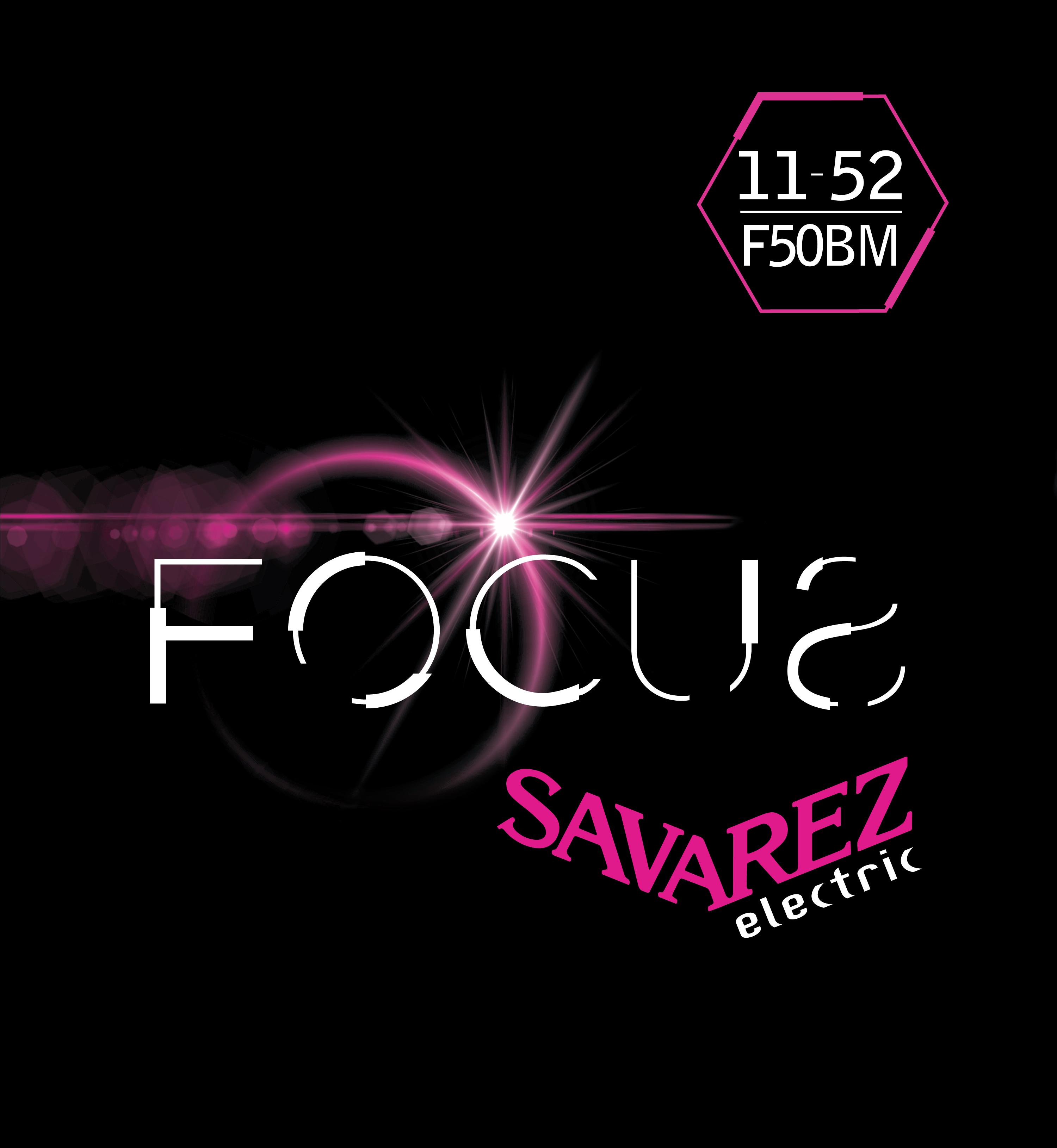 SAVAREZ ELECTRIC FOCUS F50BM