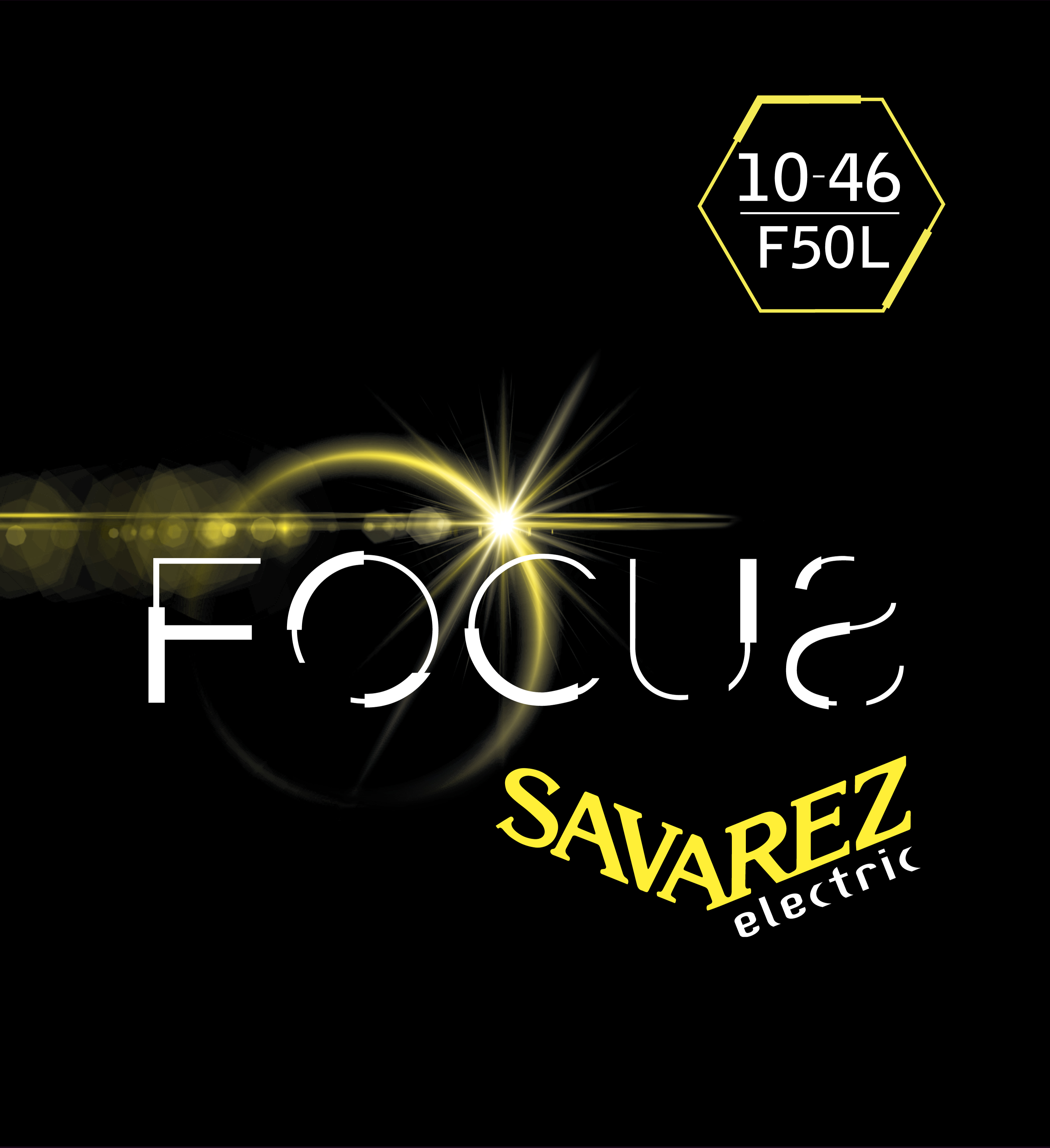 SAVAREZ ELECTRIC FOCUS F50L