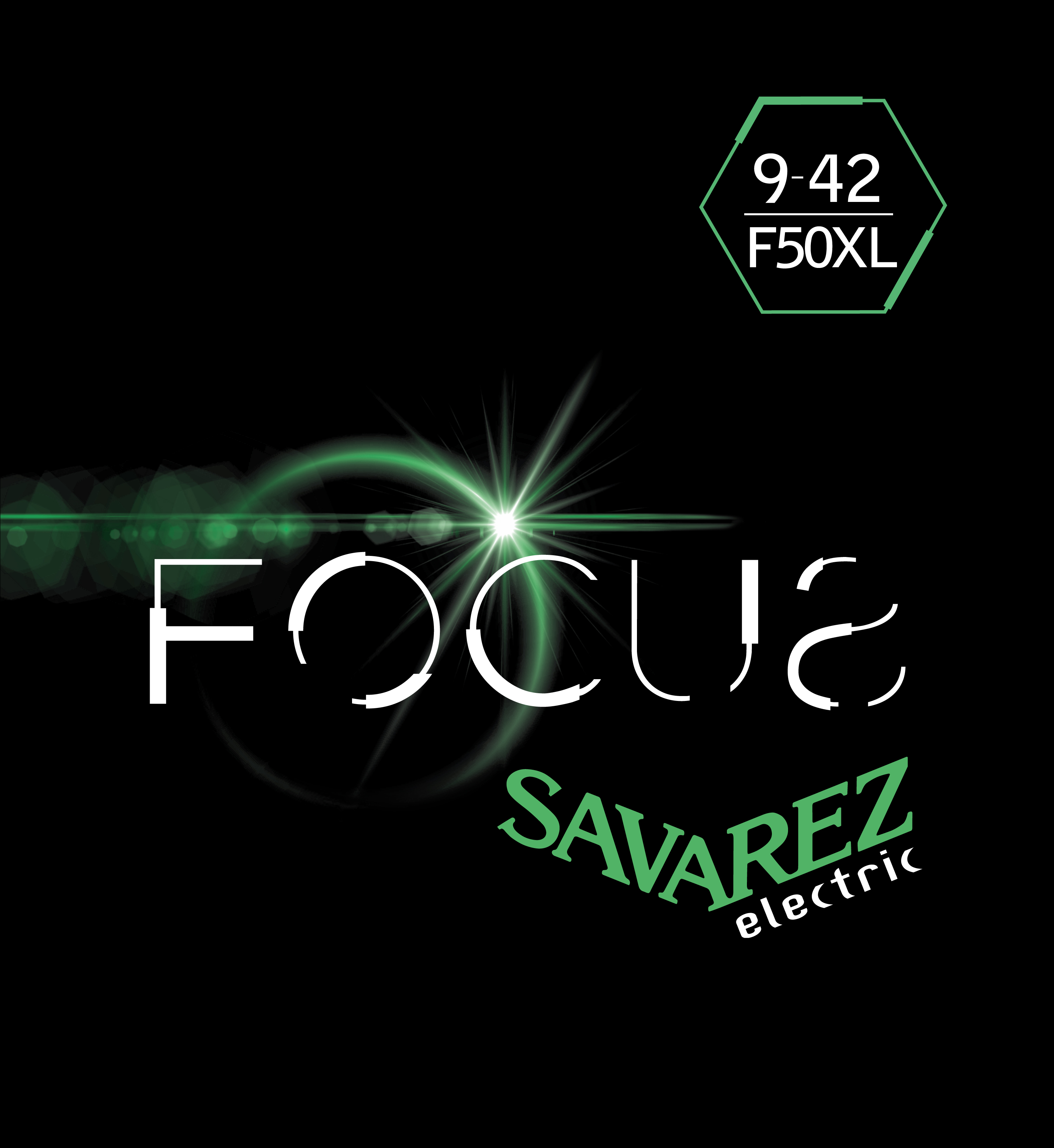 SAVAREZ ELECTRIC FOCUS F50XL