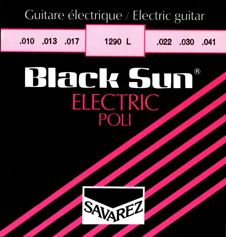 BLACK SUN ELECTRIC POLI 1290L