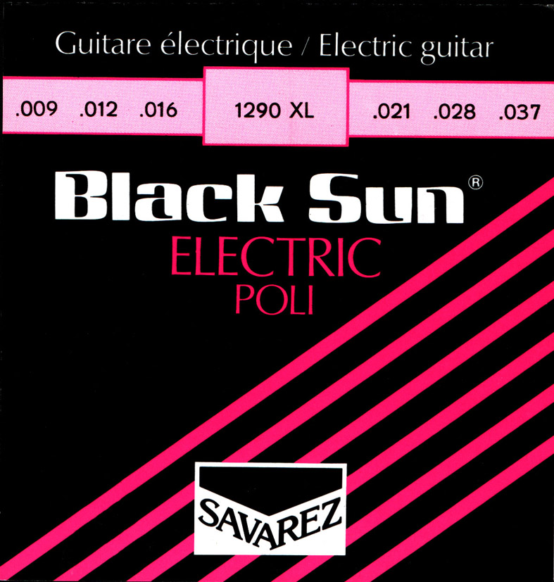 BLACK SUN ELECTRIC POLI 1290XL