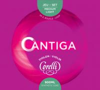 CORELLI CANTIGA MEDIUM LIGHT 900ML Violon