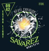 SAVAREZ ELECTRIC NICKEL EXPLOSION X50XL
