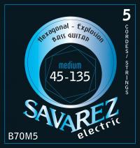 SAVAREZ ELECTRIC HEXAGONAL EXPLOSION BASSE B70M5