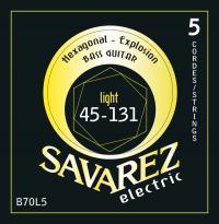 SAVAREZ ELECTRIC HEXAGONAL EXPLOSION BASSE B70L5